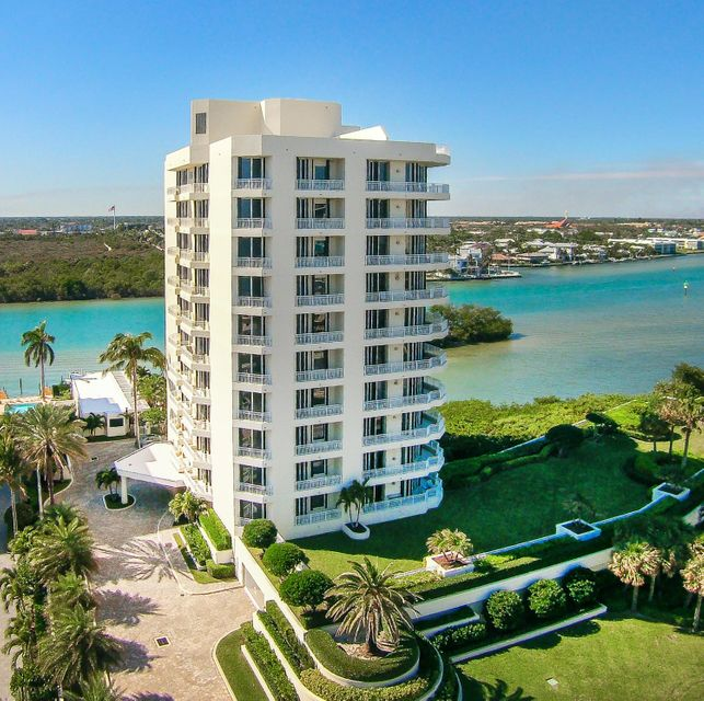 Cliveden is the best of the best on Jupiter Island. Located directly on the bright-blue waters of the Intracoastal, this 20-unit building offers the pinnacle of privacy. Incredibly maintained, this complex provides owners with 24/7 staff, a resort style pool area, boat slips, a fitness room, private elevators, and a private 2-car air conditioned garage. Unit 6 Ocean boasts breathtaking ocean, Intracoastal, and city views. 4 balconies provide ample room to enjoy ocean breezes and vistas. Interior updates include timeless marble flooring throughout, a remodeled kitchen, and multiple elegant built-ins. Originally a 3-bedroom condo, this unit could easily be restored to it's original floor plan. Be one of the few to experience the good life at Cliveden on Jupiter Island.