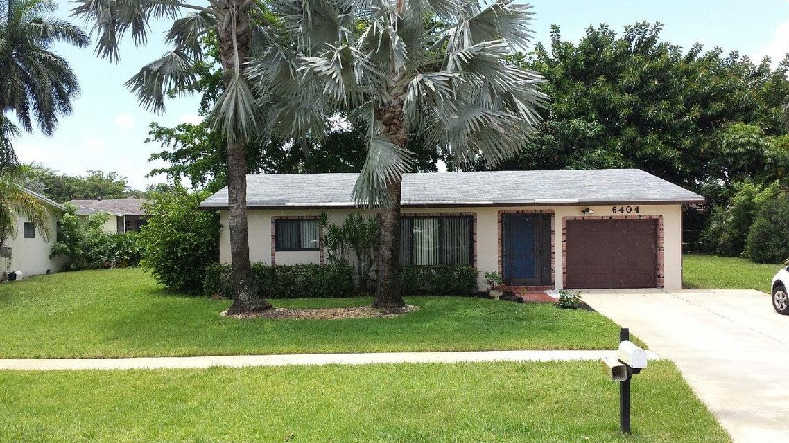 6404 Timberlakes Way, Delray Beach, FL 33484