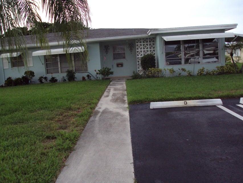 215 High Point Court E D, Delray Beach, FL 33445