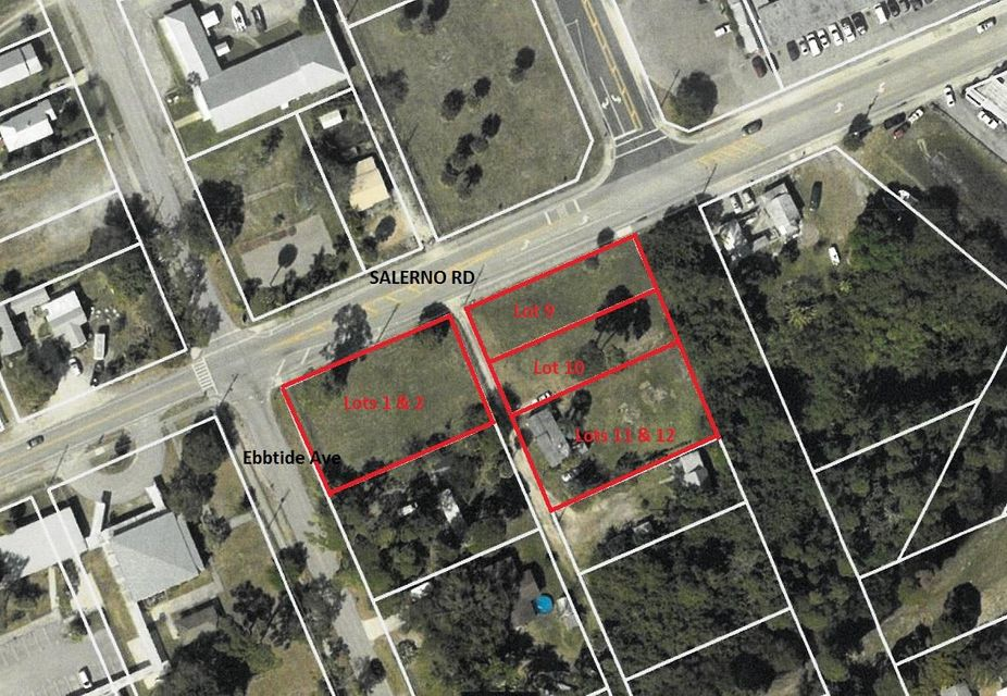 4018 SE Salerno Road, Stuart, FL 34997