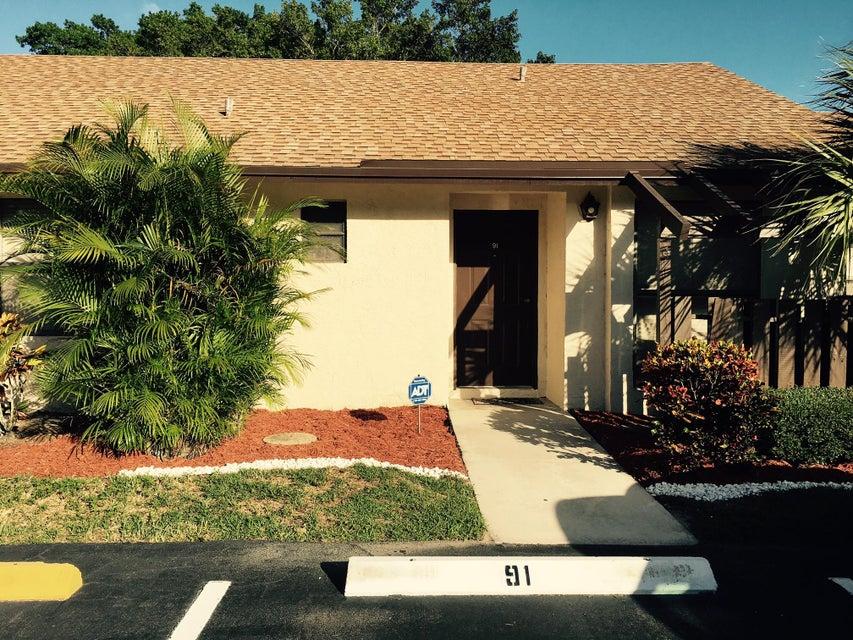 91 Via De Casas Norte 91w, Boynton Beach, FL 33426