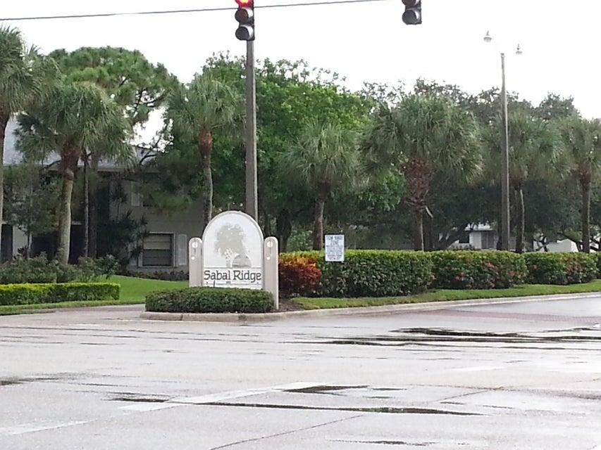501 Sabal Ridge Circle E, Palm Beach Gardens, FL 33418