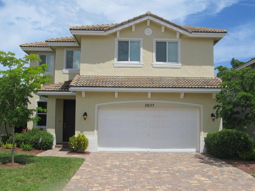 5637 Caranday Palm Drive, Greenacres, FL 33463