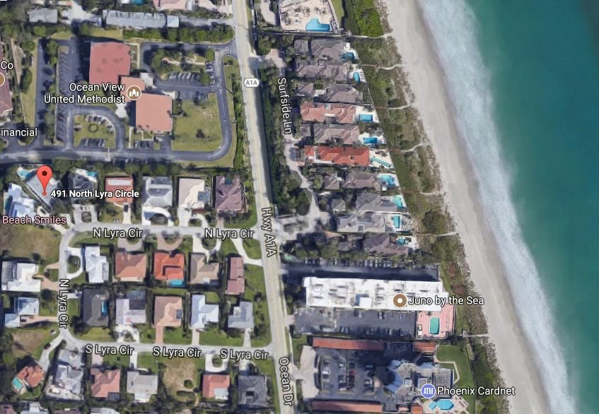 491 N Lyra Circle, Juno Beach, FL 33408
