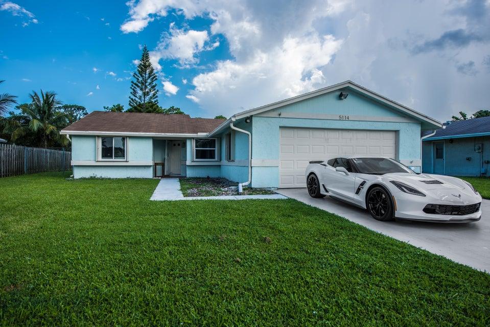5114 Mark Drive, Boynton Beach, FL 33472