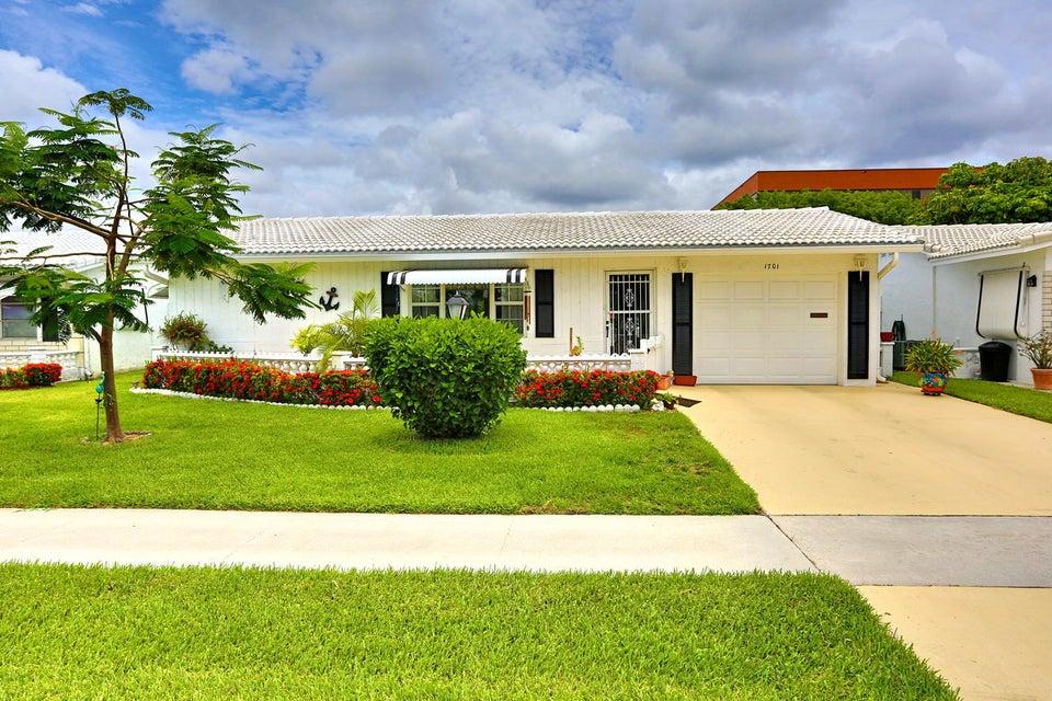 1701 SW 22nd Street, Boynton Beach, FL 33426