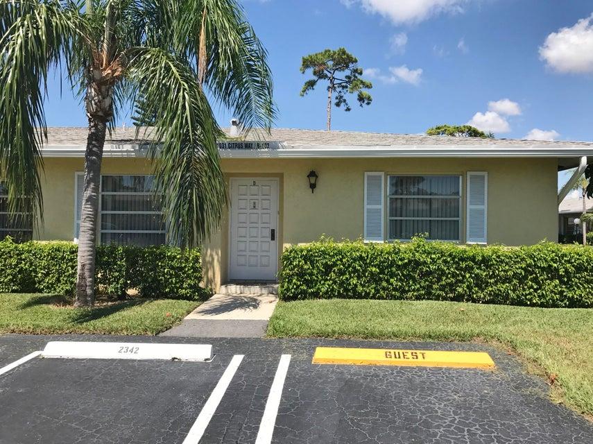 1031 Citrus Way D, Delray Beach, FL 33445