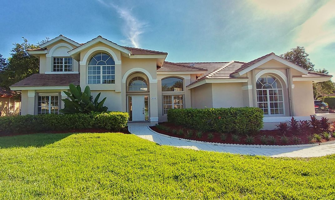 2030 Greenview Cove Drive, Wellington, FL 33414