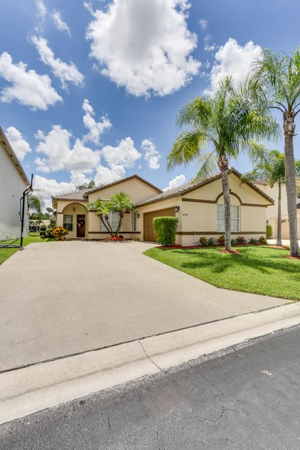 6724 Red Reef Street, Lake Worth, FL 33467
