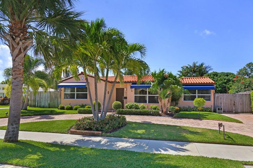 334 Franklin Road N, West Palm Beach, FL 33405