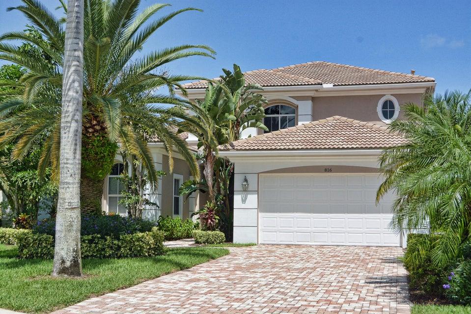 816 Floret Drive, Palm Beach Gardens, FL 33410