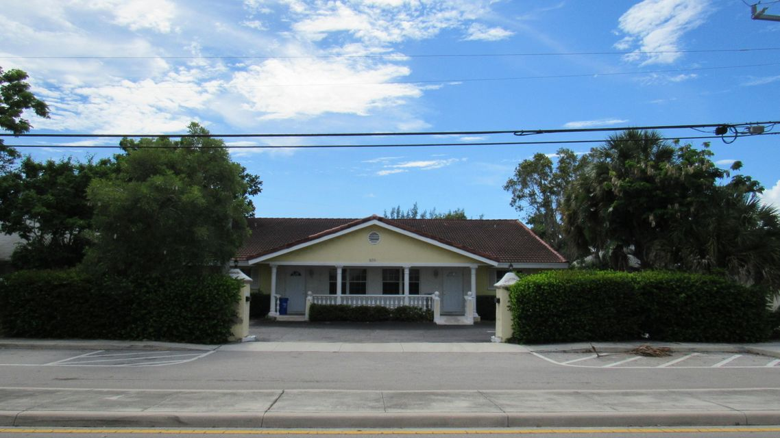 809 4th Street, Boynton Beach, Florida 33435, ,Duplex,For Sale,4th,RX-10361526