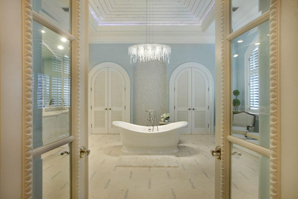 Her Bath