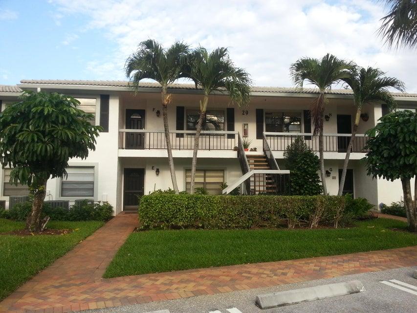 29 Stratford Lane W F, Boynton Beach, FL 33436