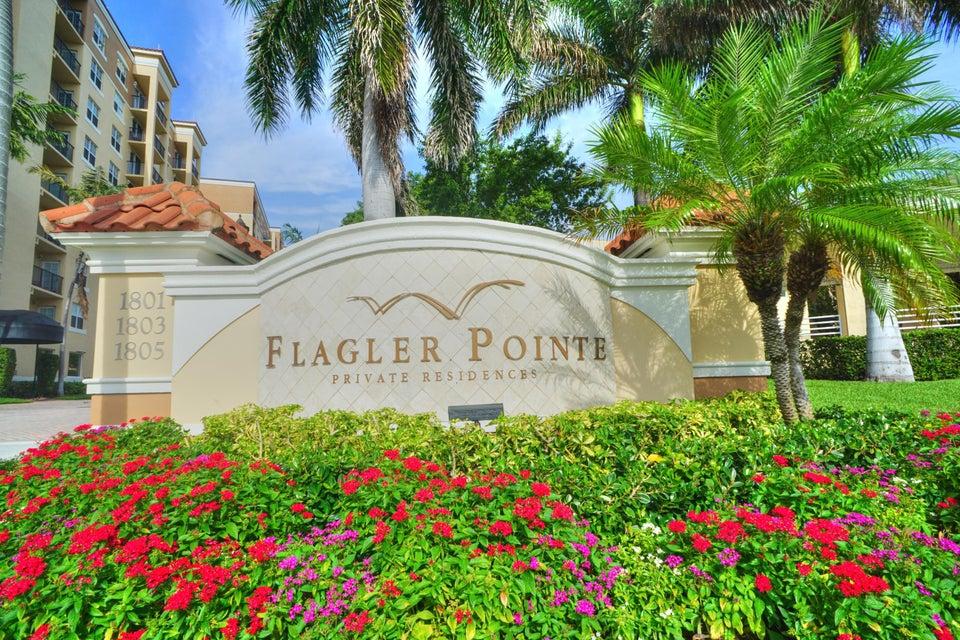 1801 N Flagler Drive Unit 635 West Palm Beach, FL 33407 - MLS #: RX-10363226