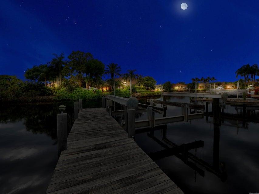 Night View - Dock