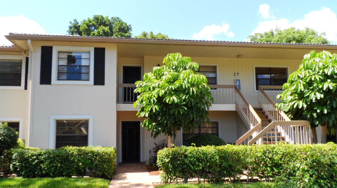17 Westgate Lane 17f, Boynton Beach, FL 33436