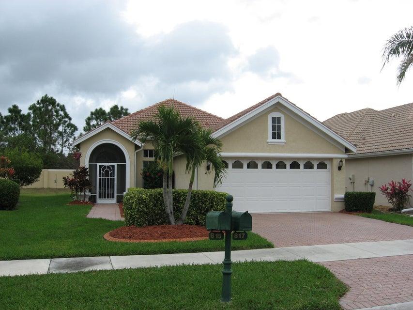 817 SW St Andrews Cove, Port Saint Lucie, FL 34986