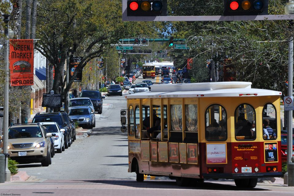 Trolley West Palm Beach