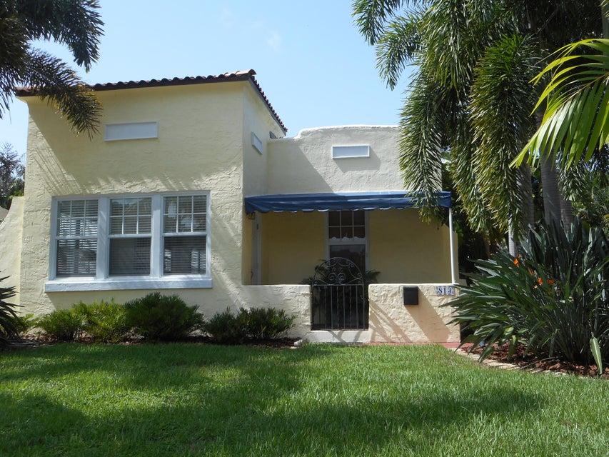 813 Biscayne Drive, West Palm Beach, FL 33401