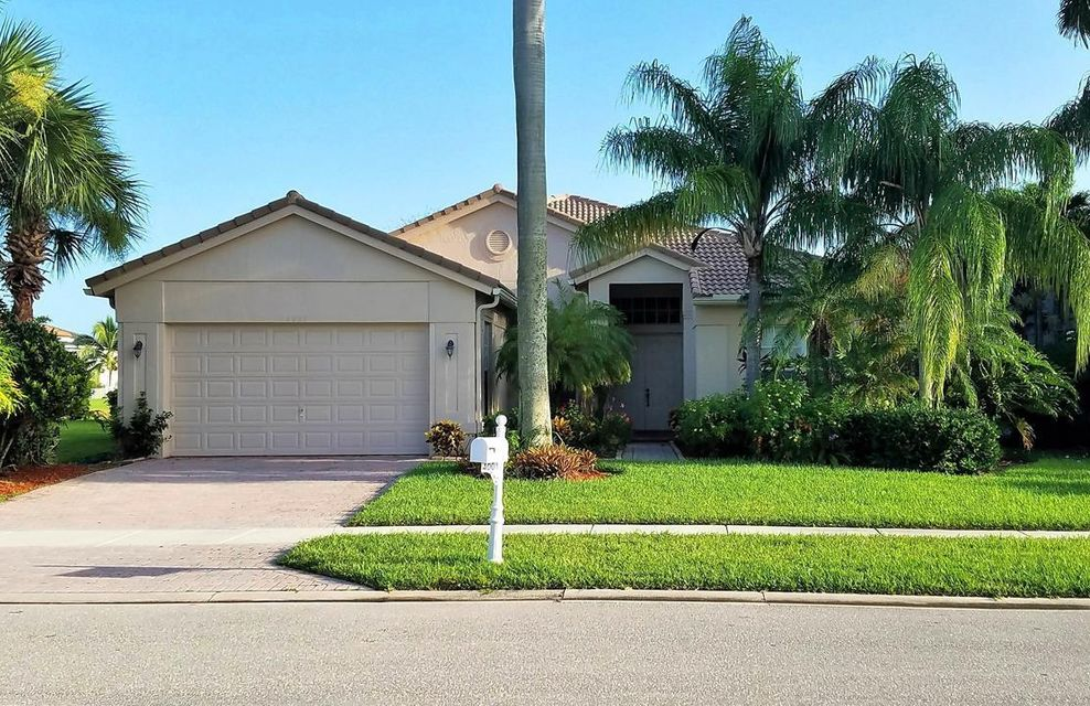 4001 Bahia Isle Circle Wellington, FL 33449 - MLS #: RX-10369666