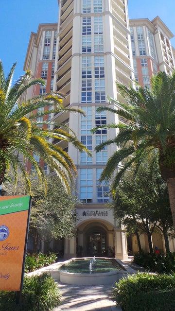 550 Okeechobee Boulevard Unit 712 West Palm Beach, FL 33401 - MLS #: RX-10368027
