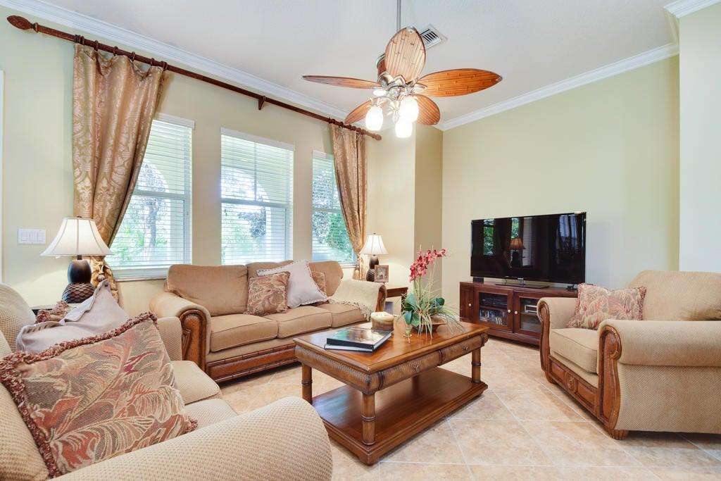 Spacious Separate Living Room