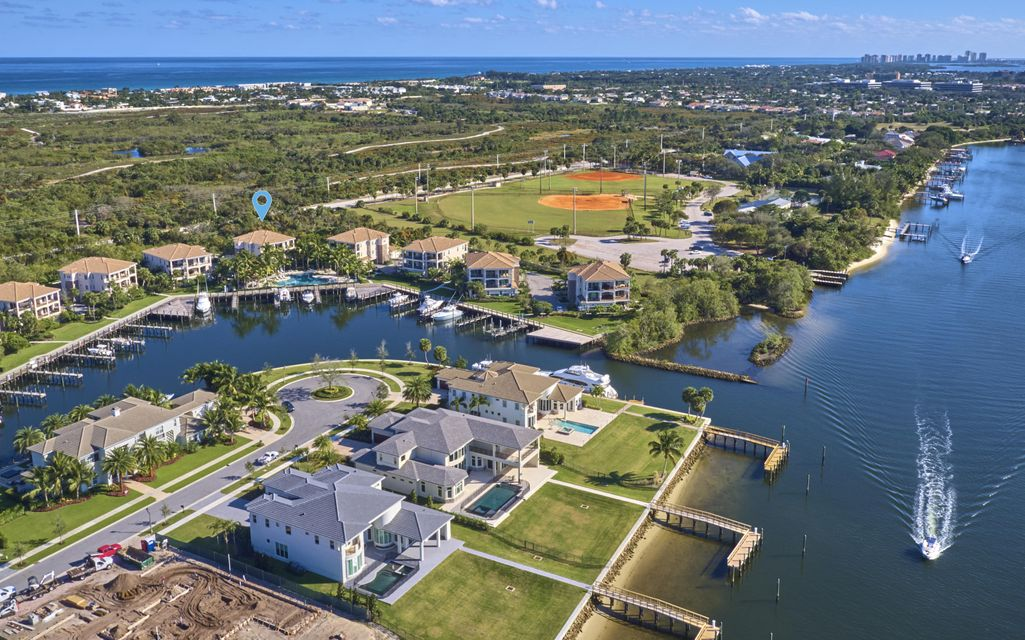 Aerial South & Intracoastal