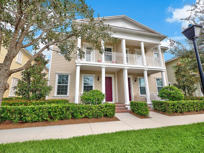 Windsor Park at Abacoa | Palm Beach Homes for Sale