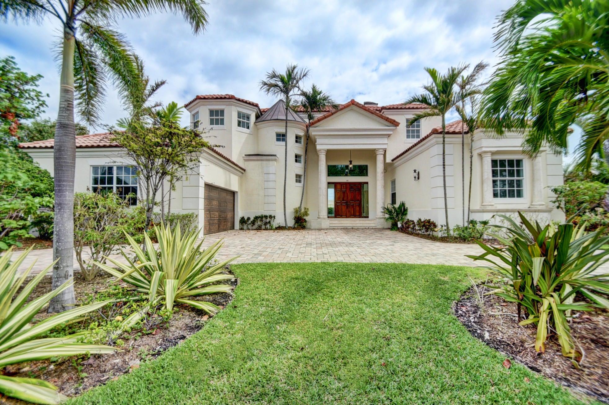 81 Island Drive S, Ocean Ridge, FL 33435