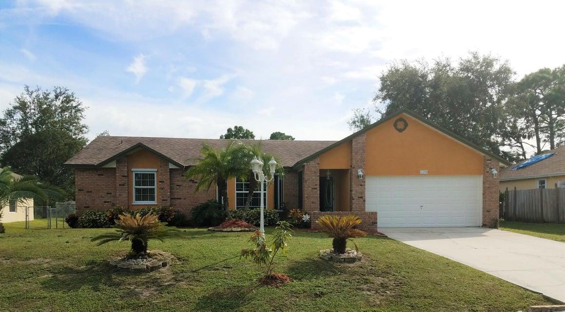 1290 SW Jericho Avenue, Port Saint Lucie, FL 34953