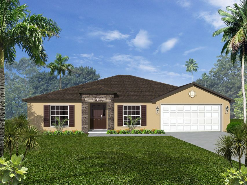 3572 sw foremost drive port saint lucie fl 34953 mls rx for Foremost home