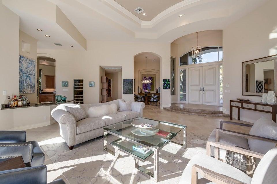 Foyer, Formal Living Room