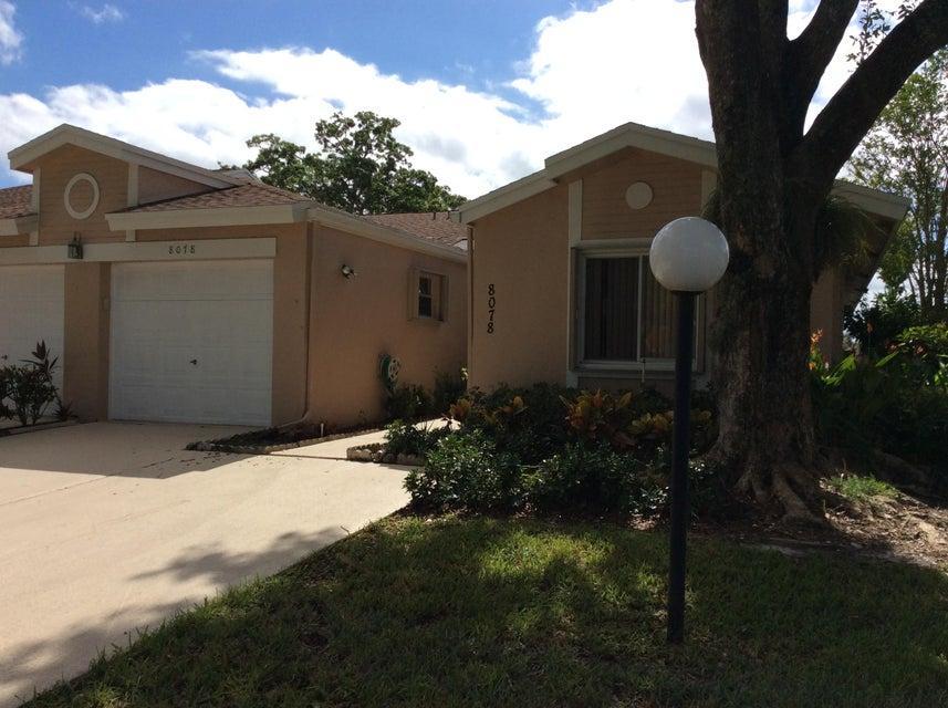 8078  Springside Court #h Boca Raton, FL 33496