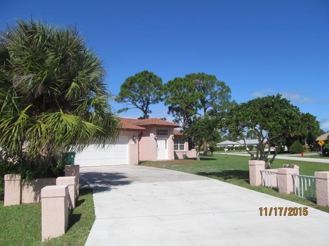 1512 SE Berkshire Boulevard Port Saint Lucie, FL 34952 - MLS #: RX-10377396