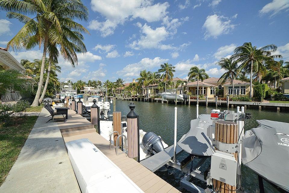 New dock