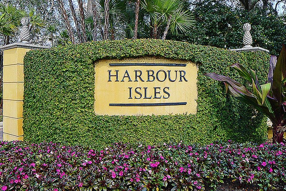 Harbour Isles community
