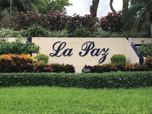 7546  La Paz Boulevard #208 Boca Raton, FL 33433