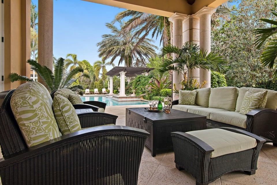 Loggia Living Area