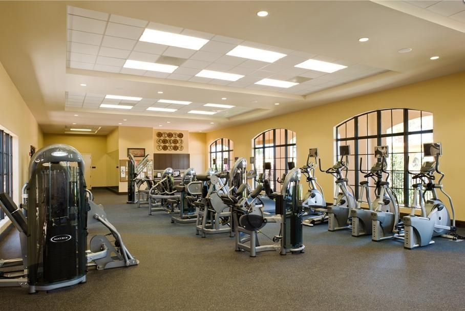 Health & Fitness Center
