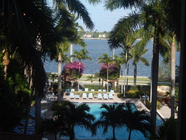 1801 N Flagler Drive Unit 427 West Palm Beach, FL 33407 - MLS #: RX-10380714