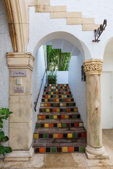 Stair Entrance