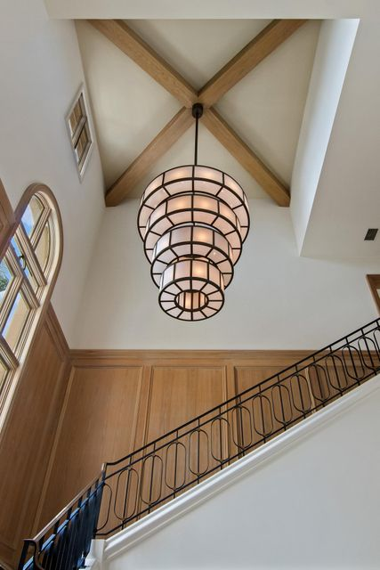 26 Foot Foyer Ceiling detail