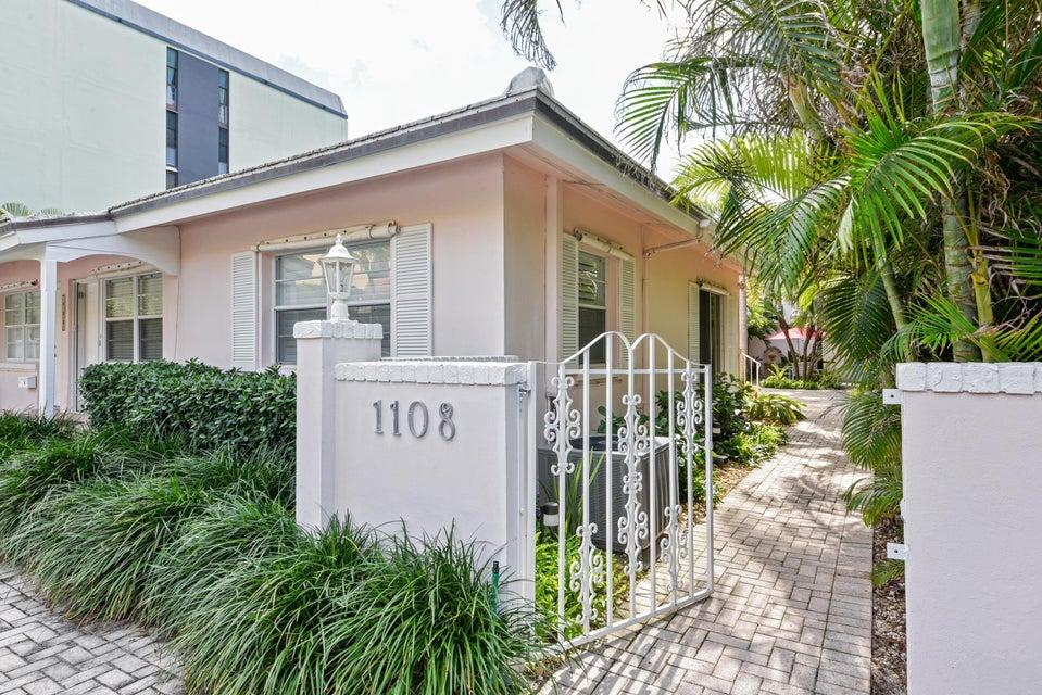 1108 Ocean Terrace,Delray Beach,Florida 33483,1 Bedroom Bedrooms,1 BathroomBathrooms,Condo/coop,Ocean,RX-10337955