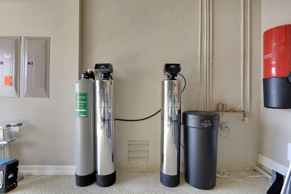 Custom water filtration
