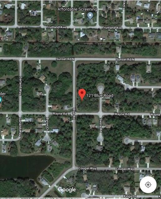121 Blue Road, Rotonda West, FL 33947