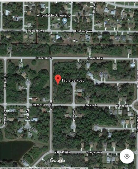 125 Blue Road, Rotonda West, FL 33947