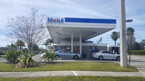 Gas Station Ocoee, Orlando, FL 32801