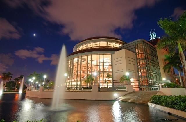 Kravis Center of the Arts TheShattowGrou