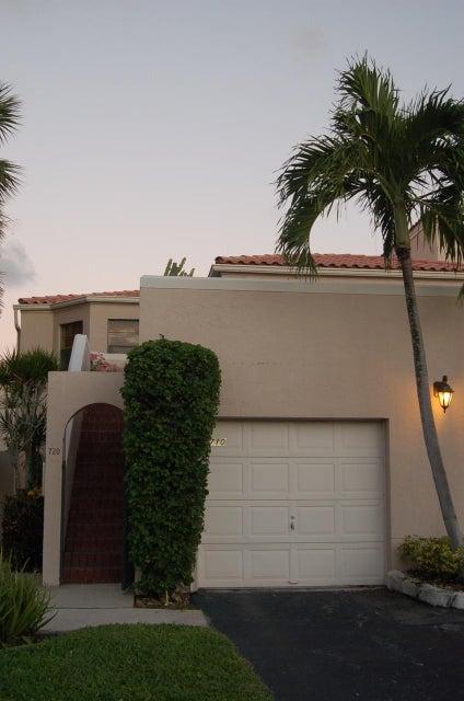 6630  Villa Sonrisa Drive #720 Boca Raton, FL 33433